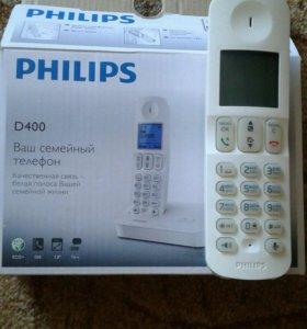 Беспроводной телефон Philips