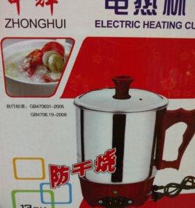 Чайник-кружка электрический