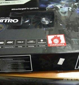 AMD r9 390 nitro 8gb 512bit