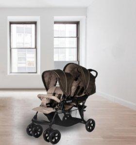 Коляска Baby Care Tandem для двойни или погодок