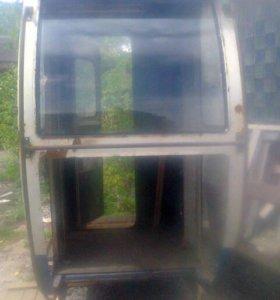 остекление кабин