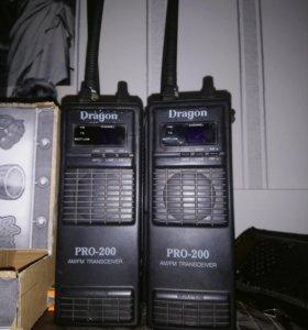 "Радиостанция ""Dragon PRO-200"""