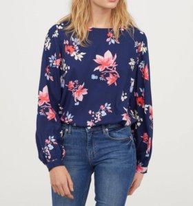 Новая блузка H&M