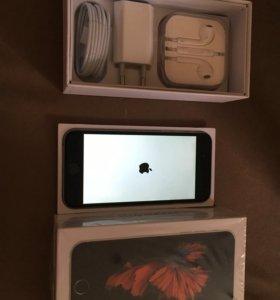 iPhone 6s на 16 Гб.