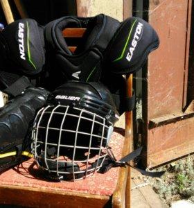 Хоккейная форма на 8-9 лет.