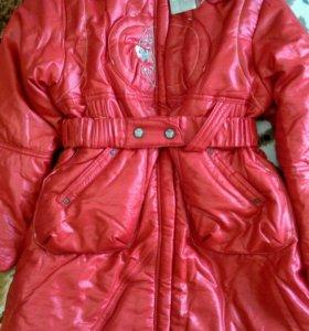 Новое Зимнее пальто.
