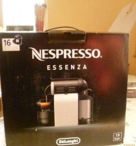 Кофемашина Nespresso De Longhi Essenza EN 97.W