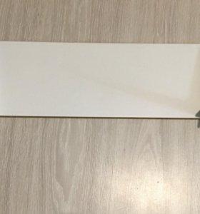 Полка настенная белая Ikea