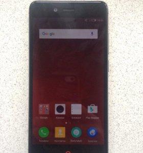 Мобильный телефон ZTE Z11 mini
