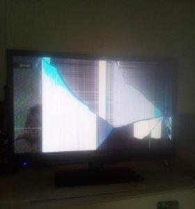 Телевизор на запчасти. Забирите пожалуйста!