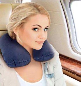 Подушка надувная для путешествий