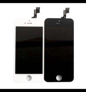 Модуль-Дисплей  для айфона 5-5с-5s