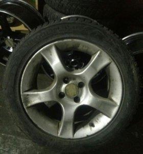 Колеса R16 4*100