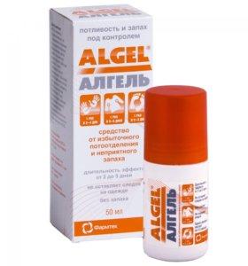 Дезодорант Algel