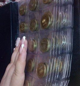 Коллекционные монеты..
