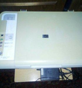 Принтер Hp Deskjet F4213