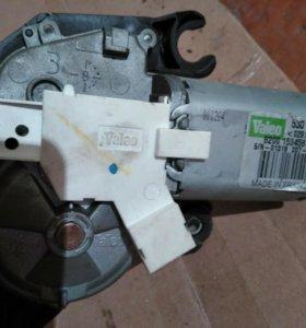 Мотор заднего стеклоочистителя Меган
