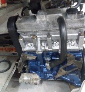 Продам двигатель 1.6, калина, 8 клапанный