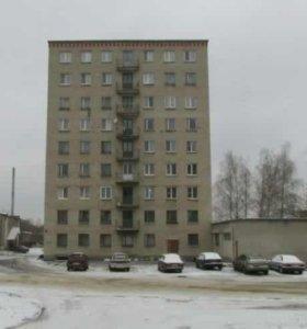 Квартира, 5 и более комнат, 57.5 м²