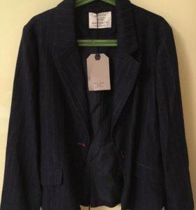 Жакет-пиджак Zara для девочки 164 см.