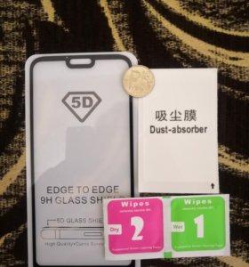 Honor 10 Закаленное стекло 5D