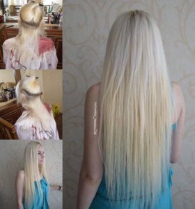 Нарашивание волос , капсулирование,снятие