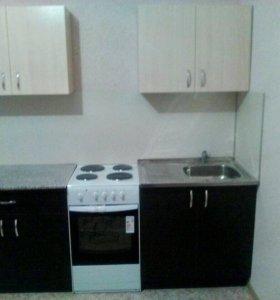 🔵 Кухня 1,6м «Венге»