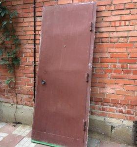 Дверь. Сделано в СССР.