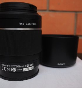 Объектив Sony DT 55-200mm f/4-5.6 SAM(SAL-55200-2)