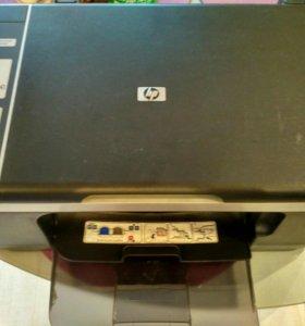 МФУ, цветной принтер hp 4180