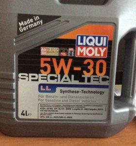 LIQUI MOLY LM Special Tec LL 5W30 SL, 4л