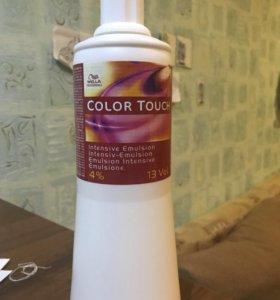 Окислитель Wella color touch 4% 1000 мл
