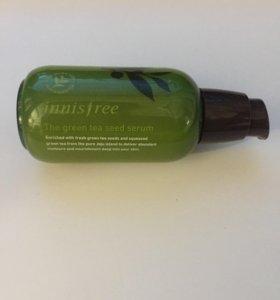 Innisfree serum seed green tea