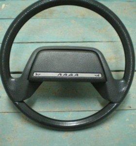 Рулевое колесо на ВАЗ-21099