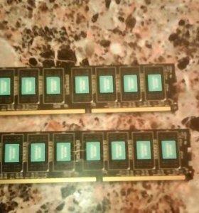 Оперативная память KINGMAX NANO DDR3 2x4Gb