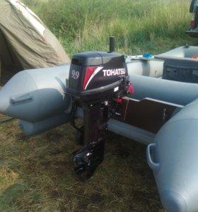 Лодочный мотор TOHSAT$U 18