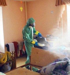 Санобработка квартир, домов, участков