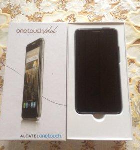 Продам телефон Alcatel onetouch