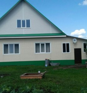 Дом, 110 м²