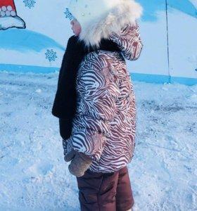 Зимний костюм Олдос
