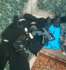 Вещи для подводной охоты