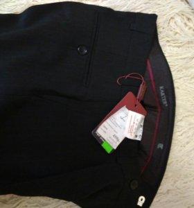 брюки школьные новые