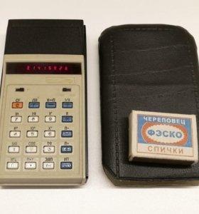 Инженерный калькулятор Б3-37 из СССР