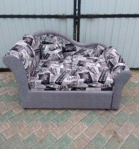 Новый мини диван