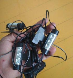 Подсветки на машину