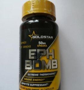 Eph Bomb (60 капс/50мг эфедры)