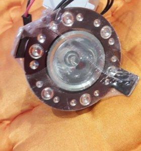Светильники новые 14 штук