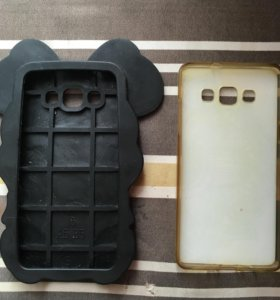 Чехол на заднюю крышку Samsung Galaxy A5 2015