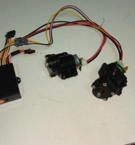 Jabo 2 блок управления и моторы