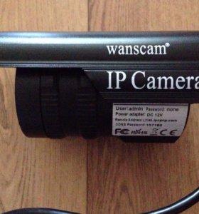 Ip камера wifi новая